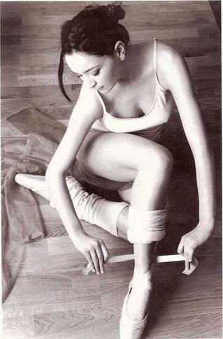 Marilena Ravaioli - Coreografa Ballerina  Rai due -