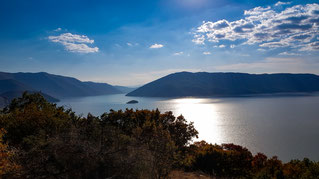 Die Prespa Seen, einfach traumhaft
