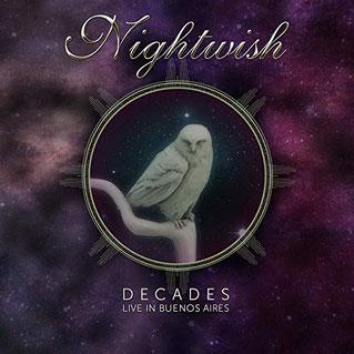 Nightwish Live 2019, chronique album nightwish, French review, French album review, decades nightwish