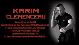 Karim CLEMENCEAU krav maga (1)