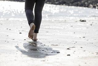 Wegbegleitung, Schritte vorwärts, humanistische Psychotherapie