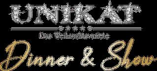 Logo UNIKAT-Das Weihnachtsvariete