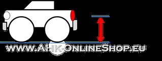 AHK - Kugelhöhe wie hoch sollte es sein