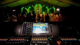 Musikus Veranstaltungsdienst Sounddesign Yamaha CL5 Tontechnik