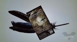 """Ticket für das ASP Konzert """"Zaubererbruder – Der Krabat Liederzyklus"""" im Wiesbadener Schlachthof am 11.10.2018 / Foto: CorviNox"""