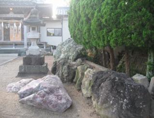 牛頭天王神社 土留1