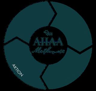 Die AHAA - Methode im Pferdeunterstützten Coaching