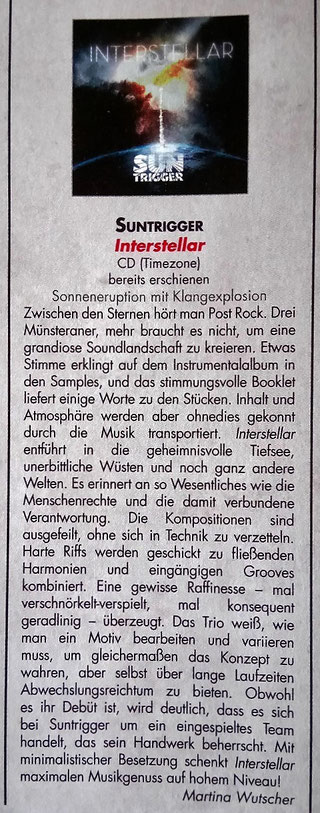 CD Review im Orkus Magazin