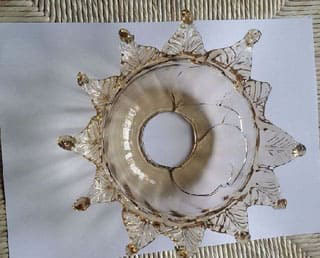cups-spare-parts-for-murano-chandeliers-amber