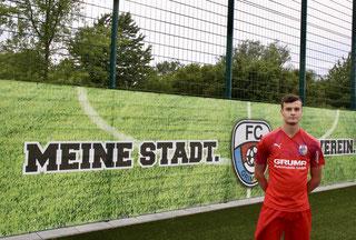 Moritz Griesbach spielte zuletzt für Lichtenberg 47