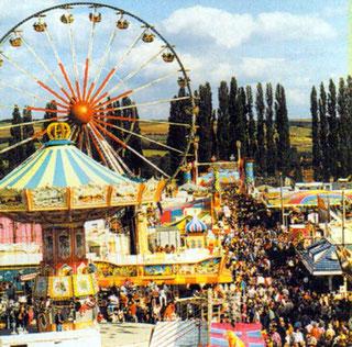 Eisleber Wiese 1993 oder 1994