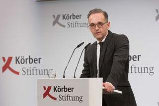 Außenminister Heiko Maas (Foto: Marc Darchinger)