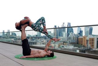 Kraft, Stärke, Paar, Verbunden, Gemeinsame Aktivität, Glück