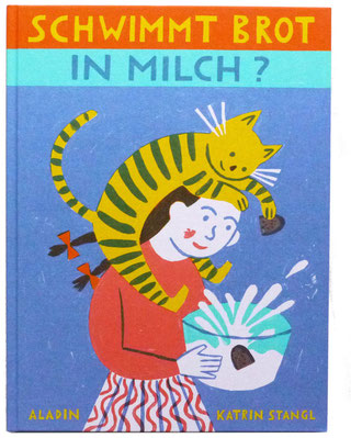 Kinderbuch Illustration Katrin Stangl