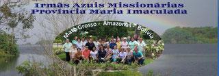 Província do Mato Grosso Amazonas Bolívia