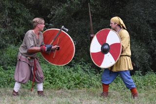 Mittelalterliches Duell