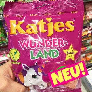 Katjes Einhorn Edition WUNDERLAND