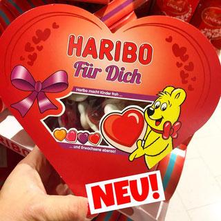 Haribo Herzschachtel Valentinstag Fruchtgummi Herzform