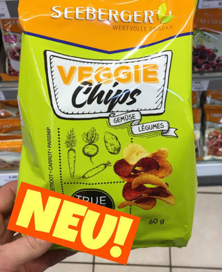 Seeberger Veggie Chips