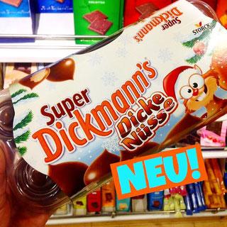 Super Dickmann's Dicke Nüsse