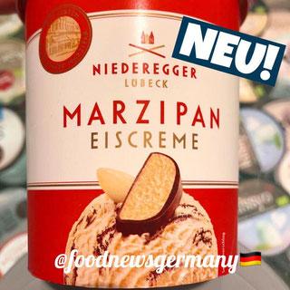 Niederegger Marzipan Eiscreme