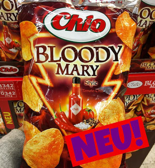 Chio Chips Bloody Mary