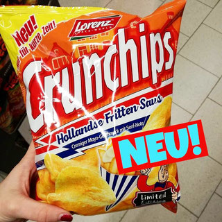 Crunchips Hollandse Fritten Saus