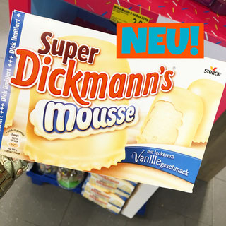 Super Dickmann's Mousse