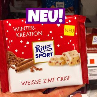 Ritter Sport weisse Zimt Crisp