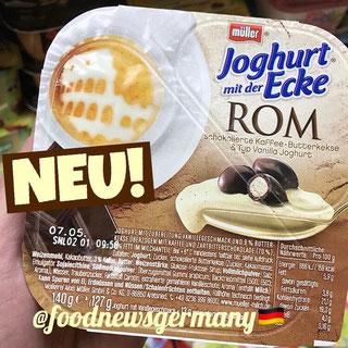Joghurt mit der Ecke ROM