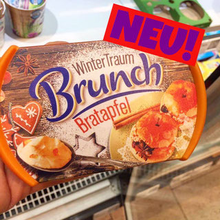 Brunch Wintertraum Bratapfel