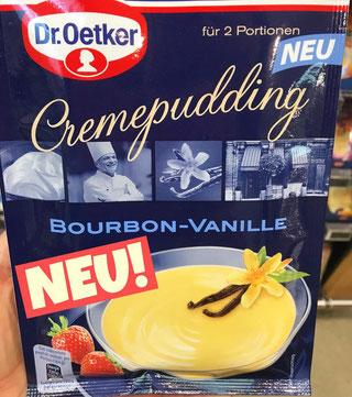 Dr.Oetker Cremepudding Bourbon Vanille