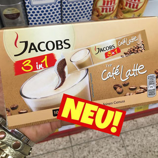 Jacobs Cafe Latte 3 in 1