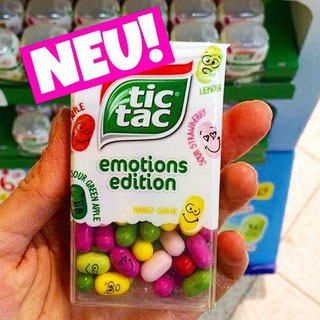 Tic Tac Emotions Edition