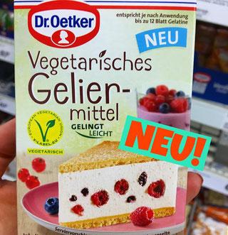 Dr.Oetker vegetarisches Geliermittel