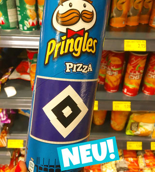 Pringles Pizza Fan Edition