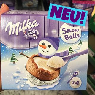 Milka Snow Balls