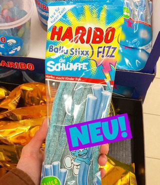 """Haribo Balla Stixx Fizz """"Die Schlümpfe"""""""