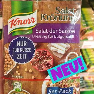Knorr Dressing für Bulgursalat
