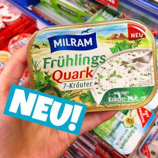Milram Frühlingsquark 7-Kräuter