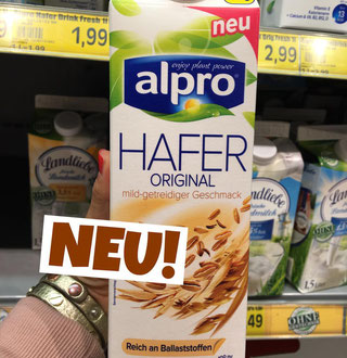 alpro Hafer Drink