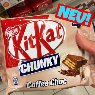 Kit Kat Chunky Coffee Choc