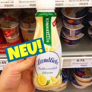 Landliebe Buttermilch Drink