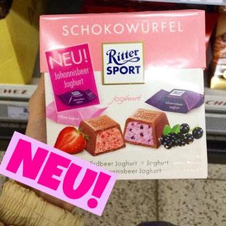 Ritter Sport Schokowürfel Joghurt