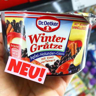 Dr.Oetker Winter Grütze