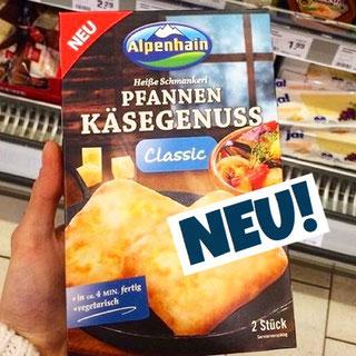 Alpenhain Pfannen Käsegenuss