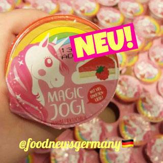 Edeka Magic Jogi Einhorn Joghurt