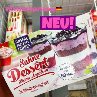 Coppenrath & Wiese Sahne Dessert Blaubeer-Joghurt