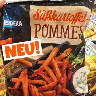 Deka Süßkartoffel-Pommes