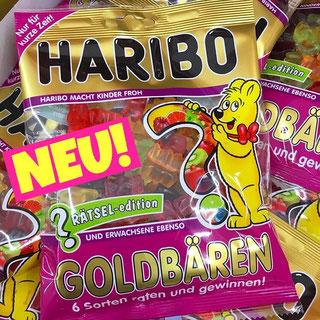 Haribo Goldbären Rätsel-edition